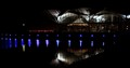 Carousel blue lights (Corio Bay, Australia) (2)