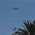 Endeavour's Last Flyover.