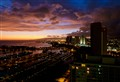 Hawaii Sunset balcony-1010893