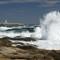Peggys Cove splash