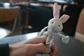 white bunny pen ^_^