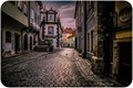 Cesky Krumlov Lonely Street