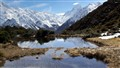 Red Tarn, Mt Cook