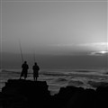 Sunrise Fishermen, Winklespruit Rocks3