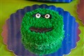 Oscar Smash Cake