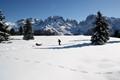 Brenta Dolomites mountains