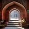 Entrance to Wazir Khan