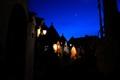 Trulli in  the dark
