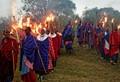 Masai Celebration