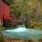 Grist Mill Framed wTrees