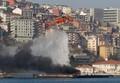 Fire drills. Istanbul