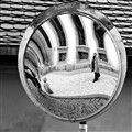 Street Mirror in Praha