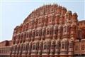 Hawa Mahal, Jaipur, Lal Chand Ustad, 1799