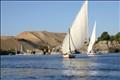 balade en felouque sur le Nil à Assouan