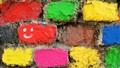 Bricks in Colour