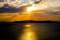Sunset at Santorin