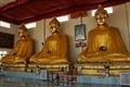 3 Buddha images