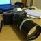 Olympus OM-D E-M5 with Minolta 135mm f2.8