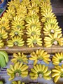Bananas in Thai market