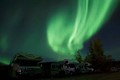 Northern Lights over our RV Park in Chicken, Alaska.