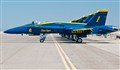 Blue Angels at  El Centro NAF