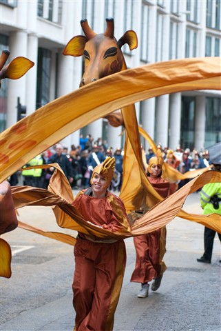 Lord Mayor's Show 2009 (1)