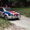 Nissan Rally Car