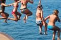 Pier Jumping