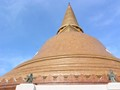 The highest pagoda or stupa in the world
