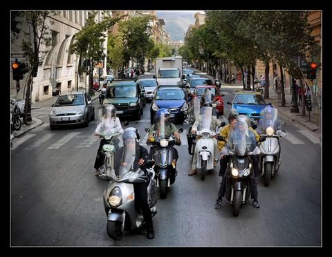 Palermo Rush hour