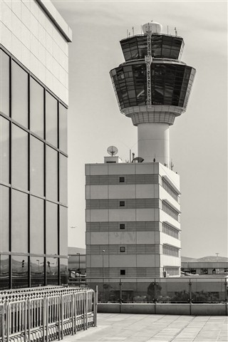 air-control tower