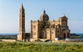 The Basilica of the National Shrine of the Blessed Virgin of Ta' Pinu,