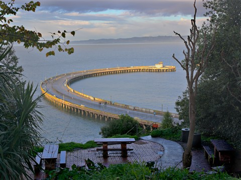 Aquatic Park Pier