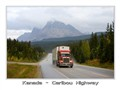 Kanada - Caribou Highway