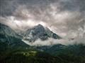 Storm Entering Alps