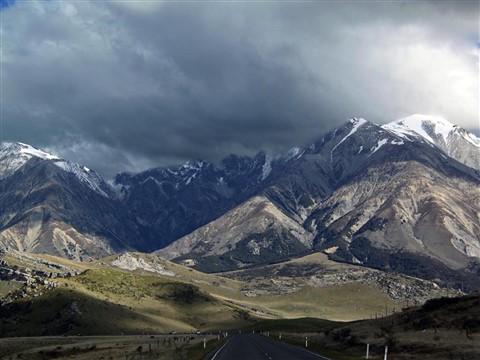 EXPLORING NZ SOUTH ISLAND