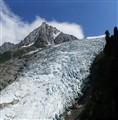 Glacier Bossons Chamonix FR