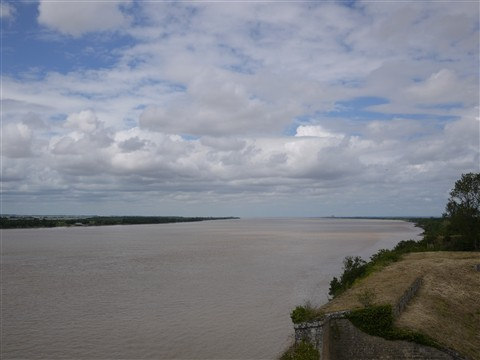 Blaye, Gironde estuary