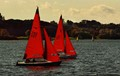 Red Sails At Rutland Water