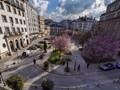 Plaza de Ferrol, Lugo, Galicia