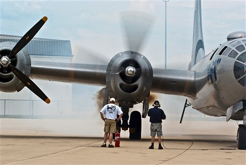 B-29 FiFi 3154