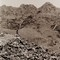 The Marshag  to Crater town track over Jebel Shamsan. Aden, South Yemen, Aug.'56