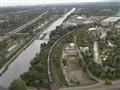 Rhein-Herne-Kanal & Centr.O, Oberhausen, Germany