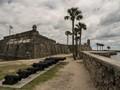 Castillo De Saint Marcos, St Augustine, Florida, USA