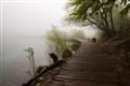 Plitvice fog