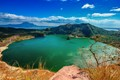 The Majestic Taal Volcano