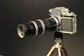 Angenieux Lens on Exakta II