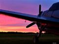 'Red sky at nite...'