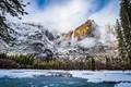 Frozen Meadows - Yosemite-7978