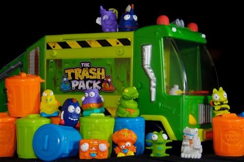 Plastic Fantastic - Trashies